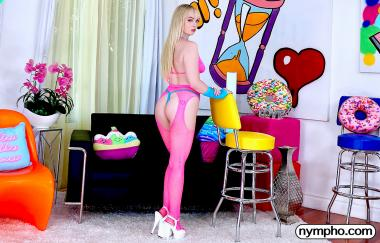 Lilly Bell – Lilly wird dick (Nympho)